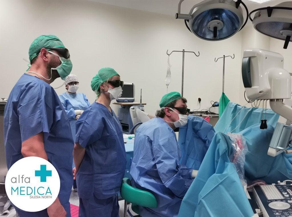ośrodek wykonujący leczenie prostaty Echolaserem w Częstochowie