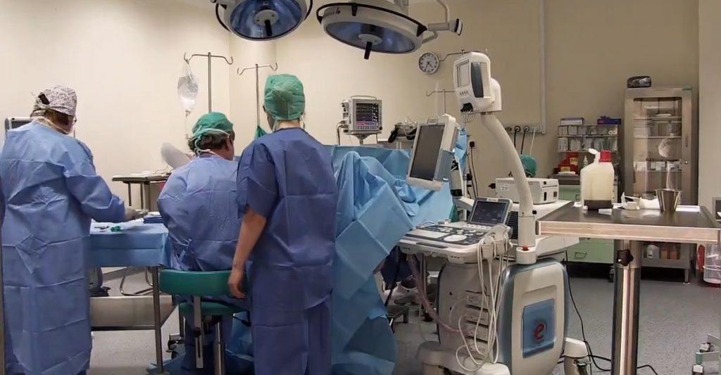 Telewizja ORION o Echolaserze w CM Alfamedica w Częstochowie